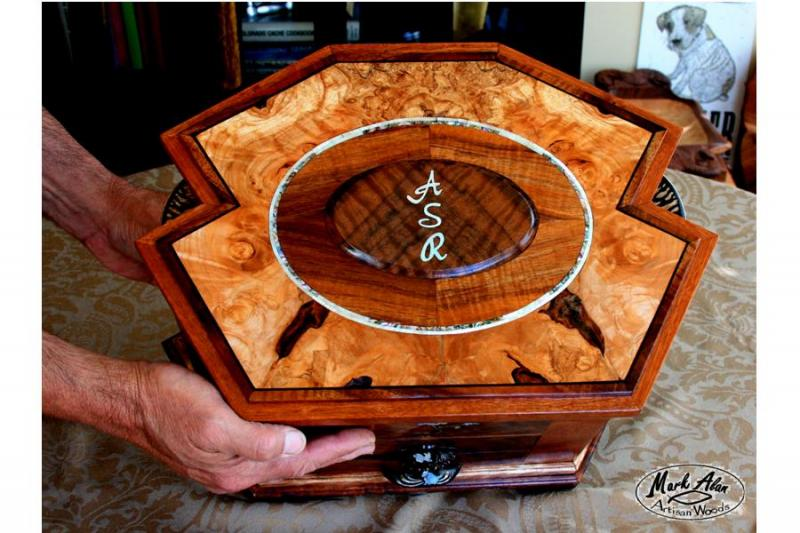 artisan watch box